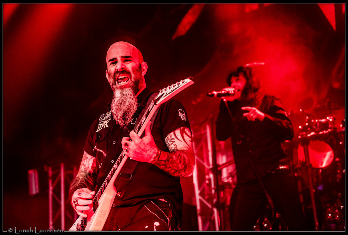 Anthrax - House Of Metal - 2017