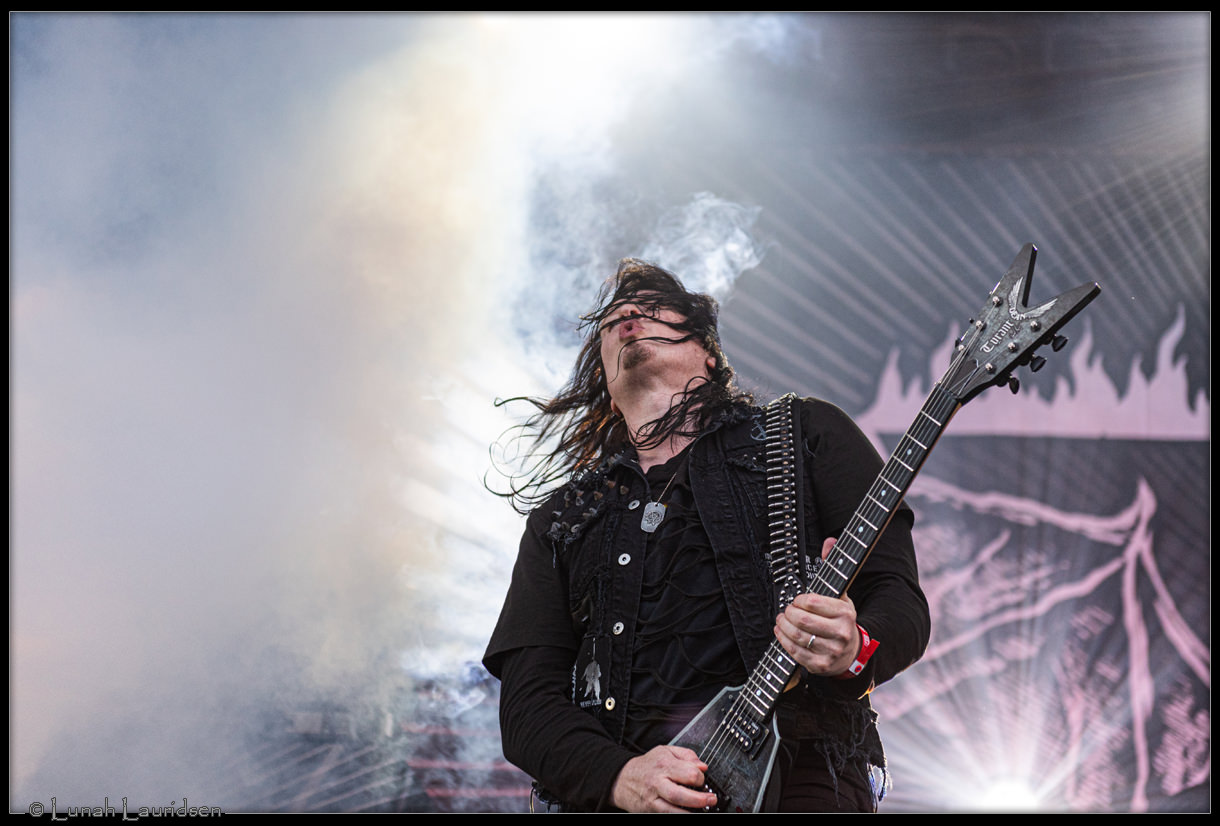 Arch Enemy - Copenhell - 2018
