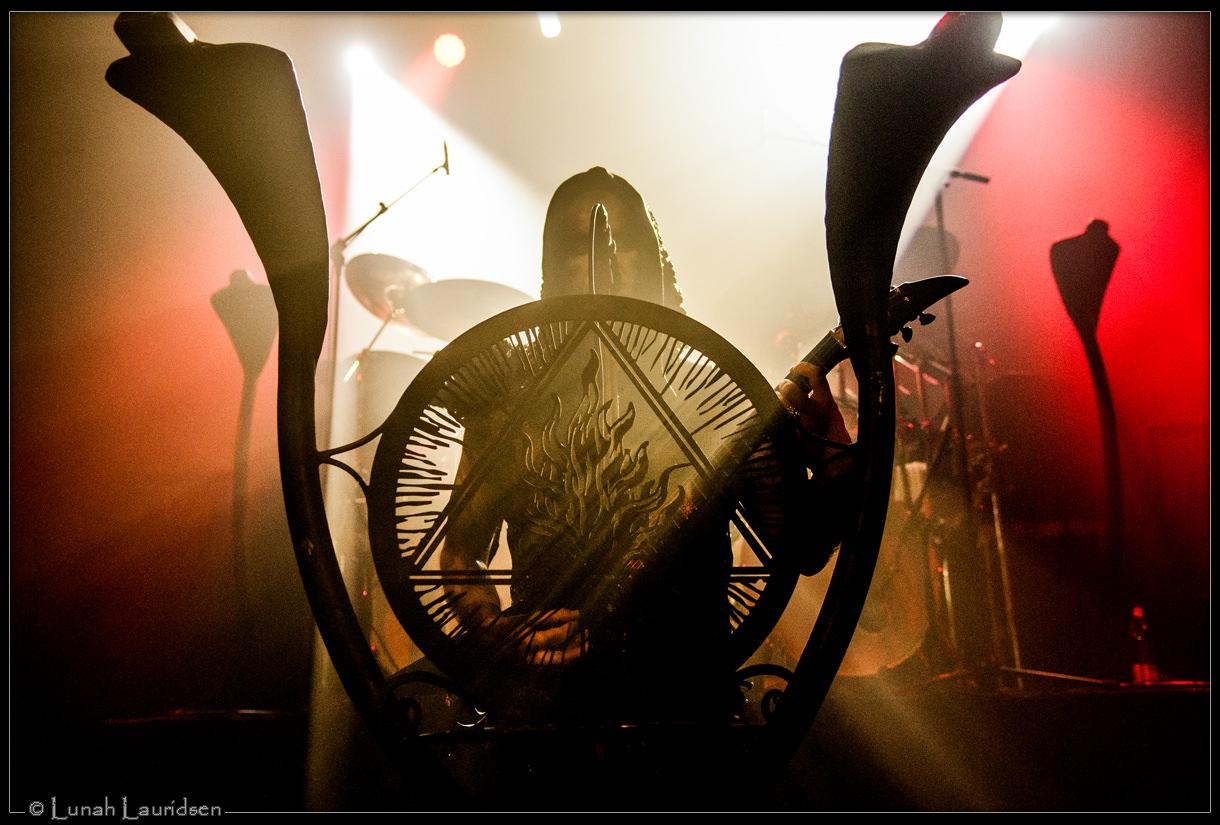 Behemoth - Vega, Copenhagen - 2016