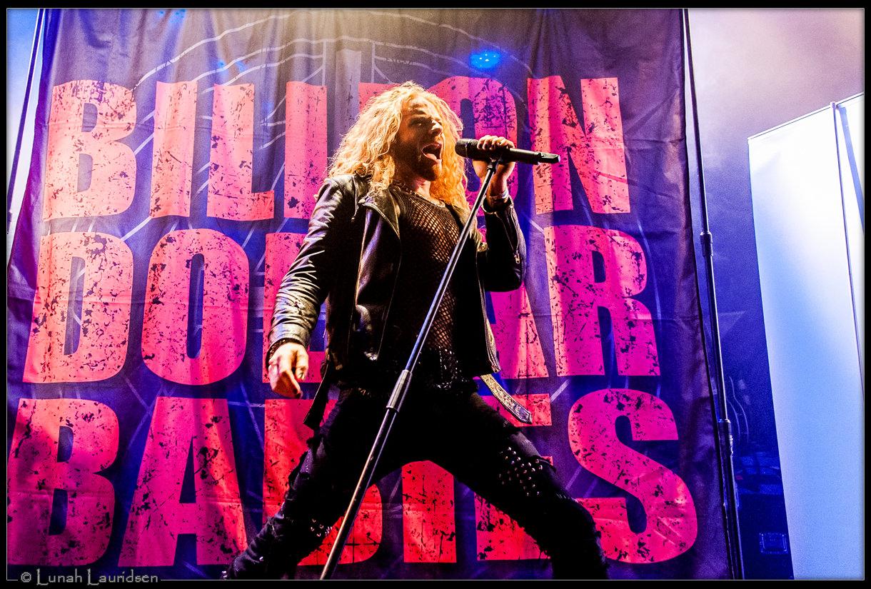 Billion Dollar Babies - Aalborg Metal Festival, Denmark - 2016