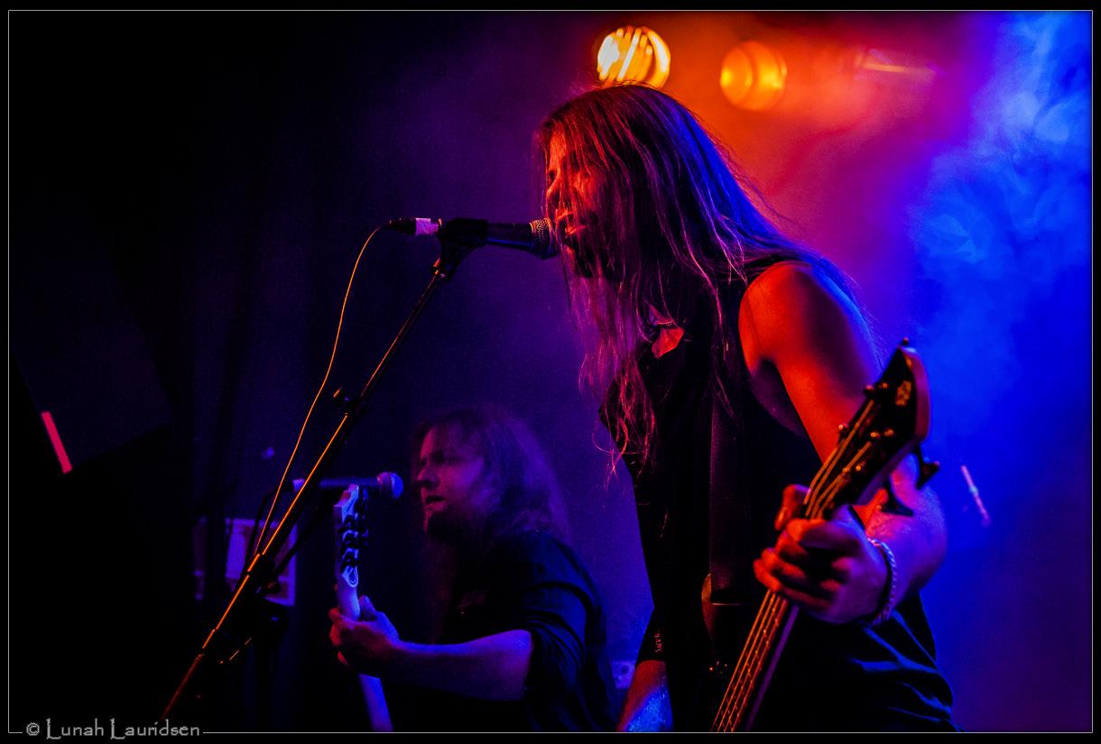 Dynazty - Aalborg Metal Festival, Denmark - 2016