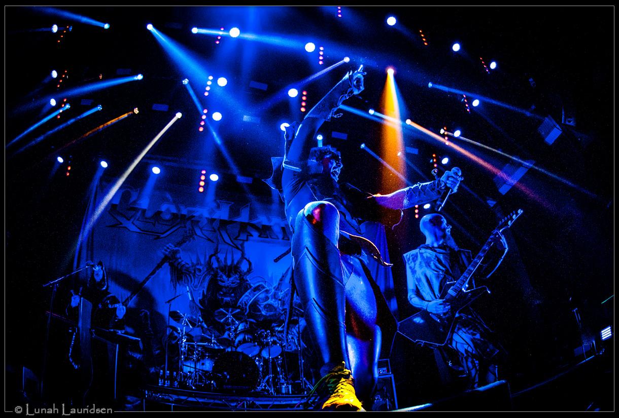 Gloryhammer - House Of Metal - 2017
