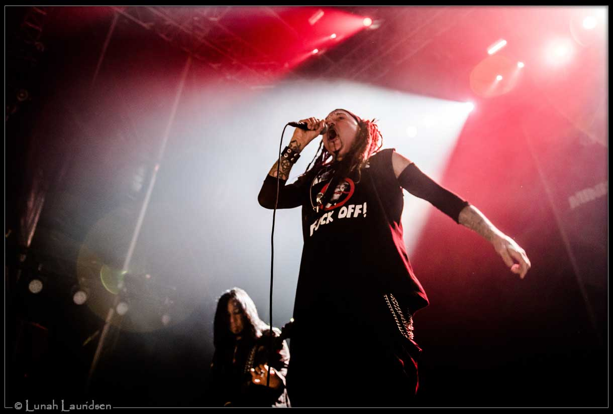 Ministry - Copenhell - 2017