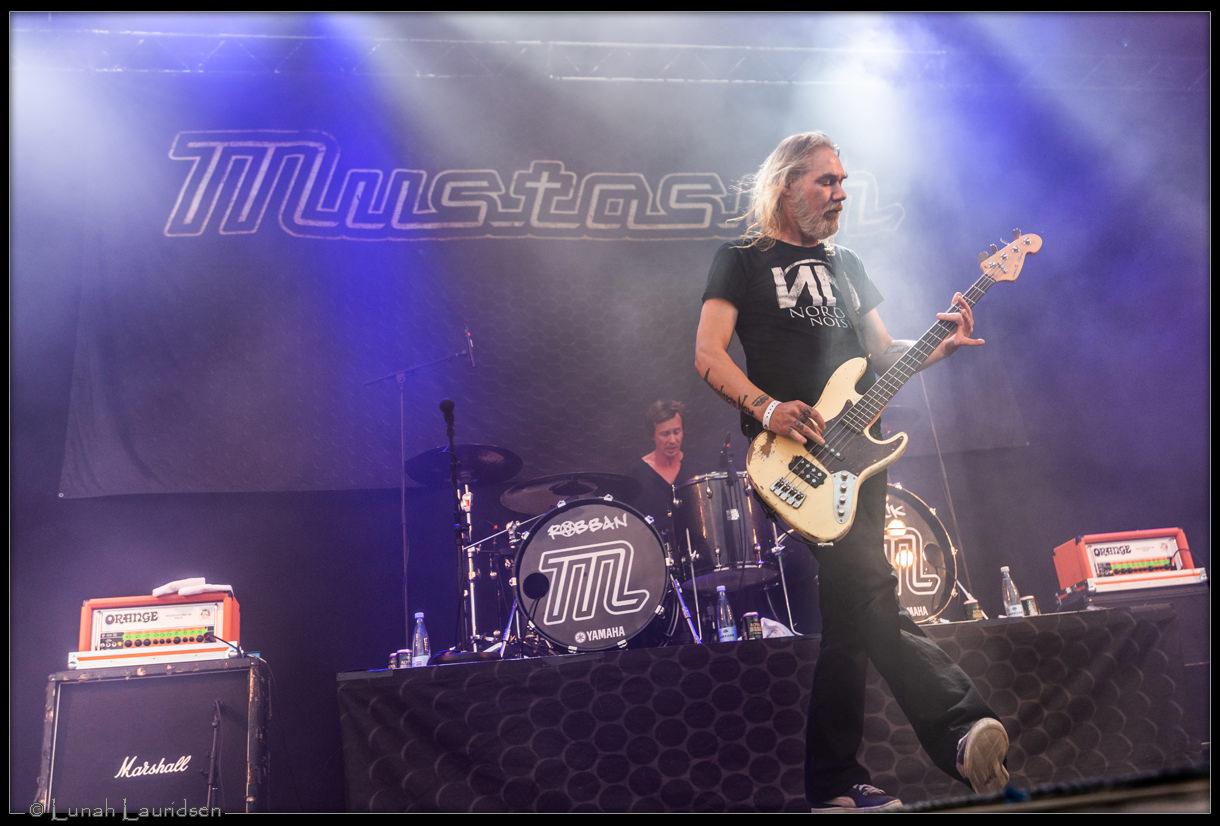 Mustasch - Copenhell - 2018