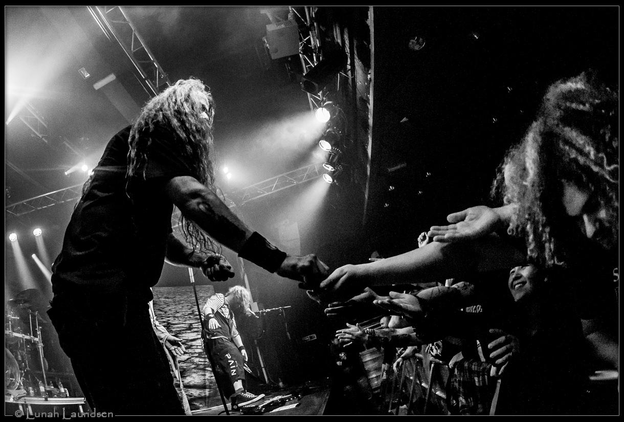 Pain - Aalborg Metal Festival, Denmark - 2016