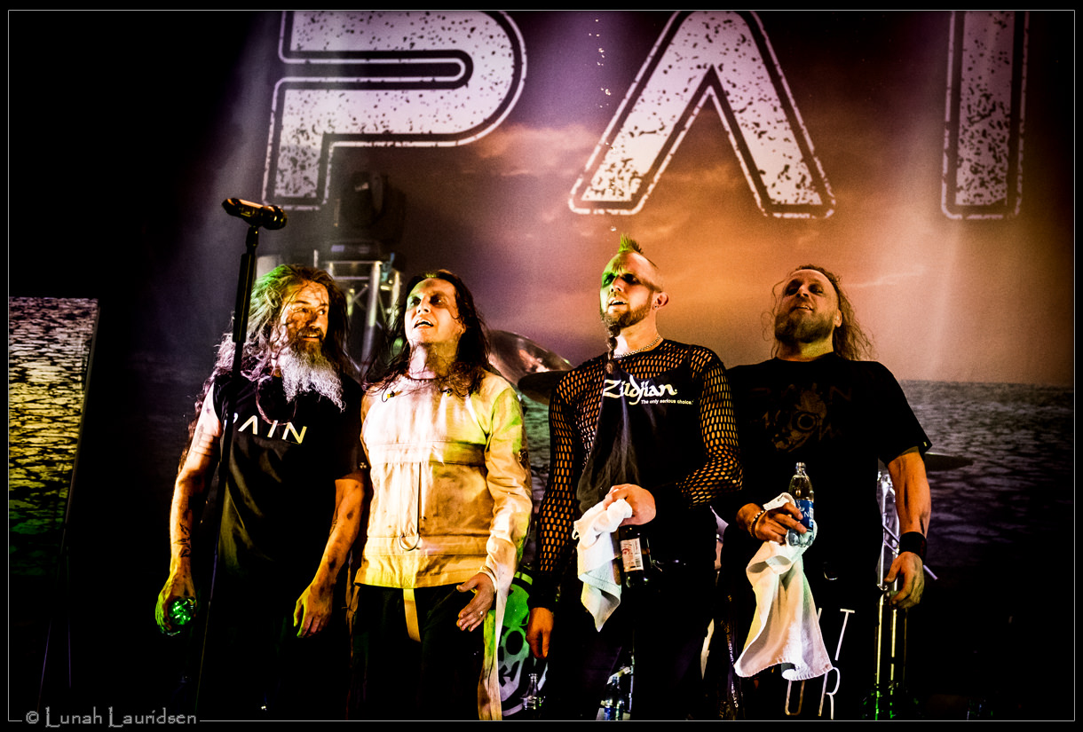 Pain - House Of Metal - 2017