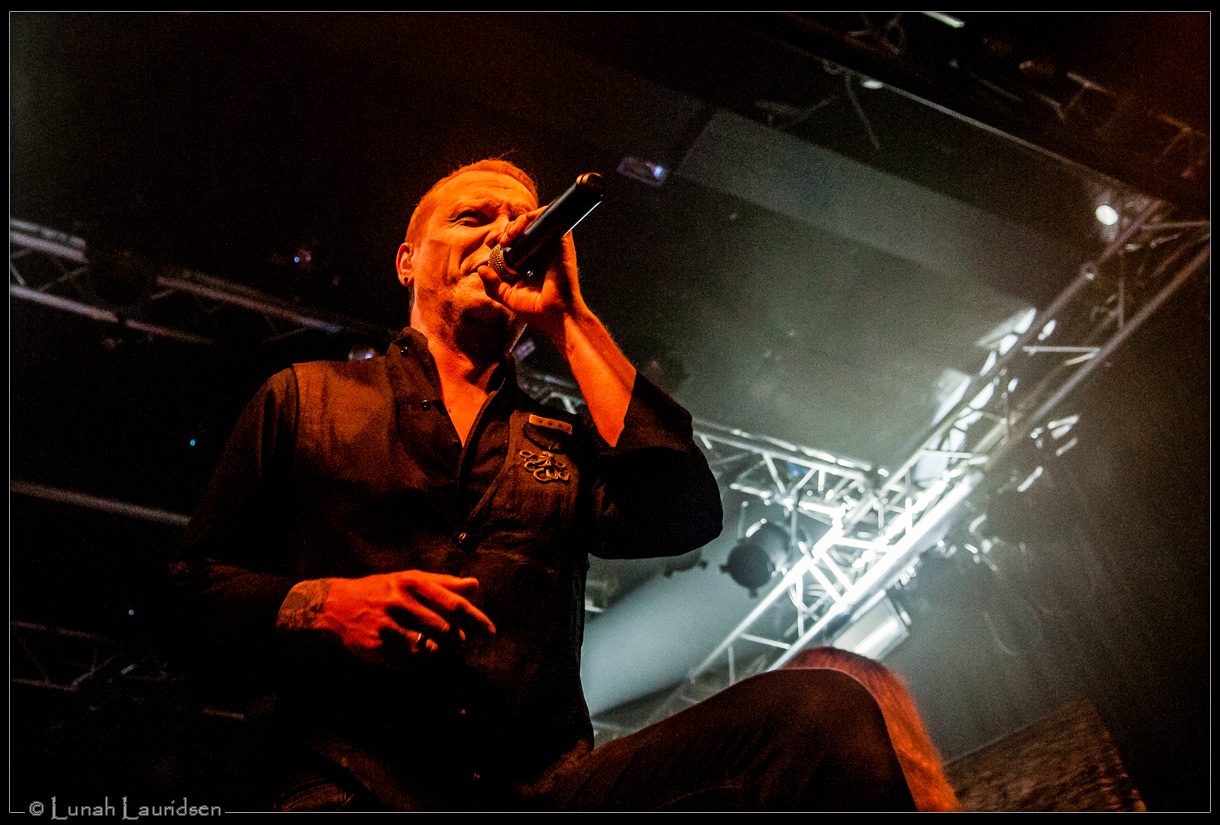 The Vision Bleak - Aalborg Metal Festival, Denmark - 2016